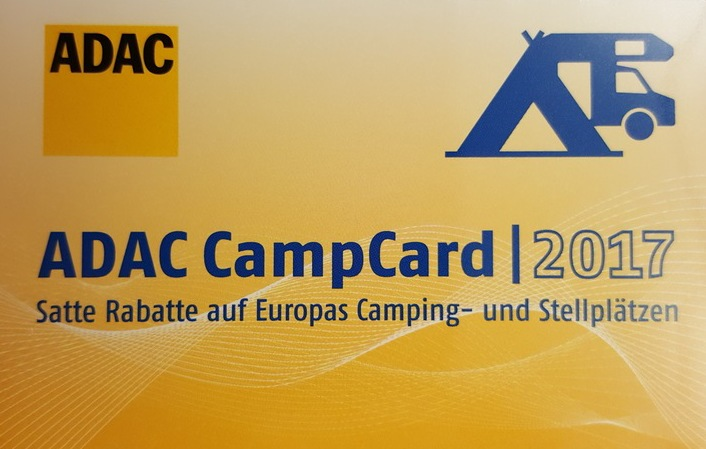 der smarte campingcard guide acsi adac co im. Black Bedroom Furniture Sets. Home Design Ideas